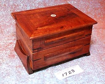 Wooden Hawaiian Koa display box