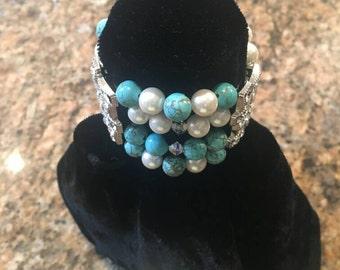 Sparkling Bead Bracelet