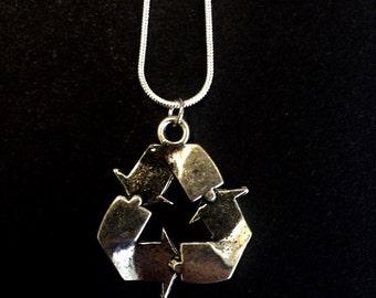Recycling pendants