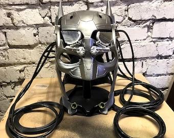 Batman tech cowl