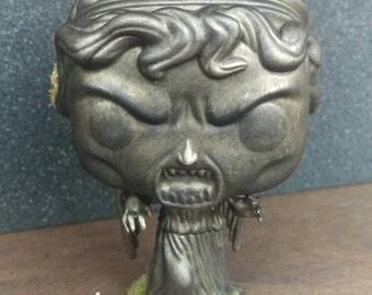 Sale Custom funko pop weeping angel doctor who