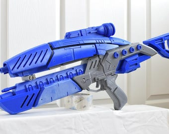 3d Printed Mass effect  M8 rifle