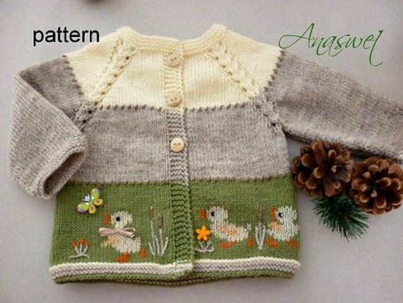 Baby Knitting Patterns Pattern Baby Cardigan Baby Cardigan