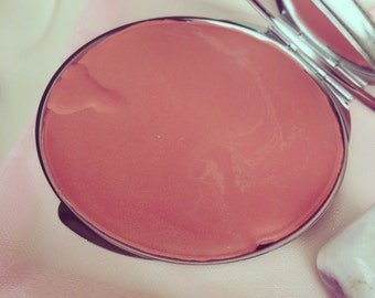 Sale! Rose Cheek and Lip Stain ~ Creamy ~ Plant Makeup
