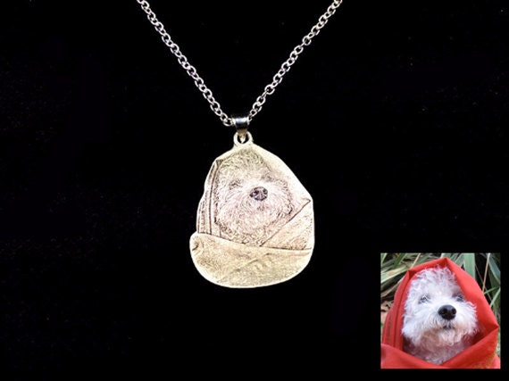 Cat and dog personalized necklace custom pet necklace request a custom order and have something made just for you aloadofball Gallery