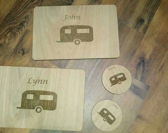 Place Mats with coasters