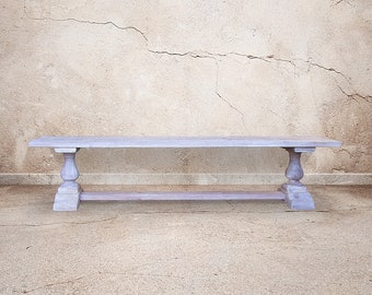 Bench, Dining Bench, Chairs, Reclaimed Wood, Seating, Handmade, Rustic