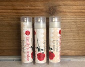 Rose Petal Lip Balm/ All natural Lip Balm
