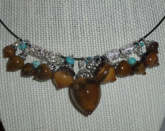 Acorn Necklace #8