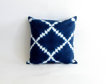 Tie Dye Pillow Cover Etsy