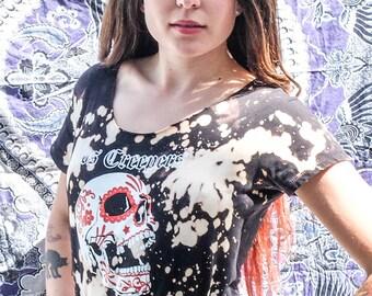 Los Creepers Band Shirt
