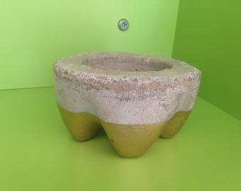Concrete Ash Tray