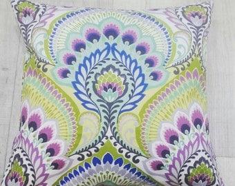 Boho indie print cushion home accessories