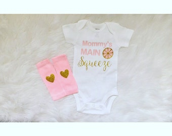 Mommy's main squeeze bodysuit