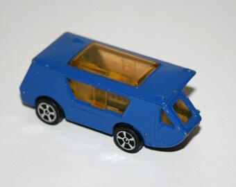 Vintage 1970's CORGI JUNIORS 'Whizzwheels' Wigwam-Van Camper Diecast Vehicle