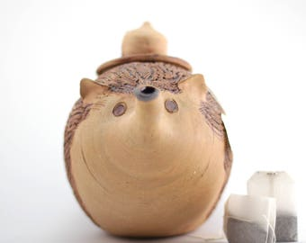 Extra Large Hedgehog Teapot