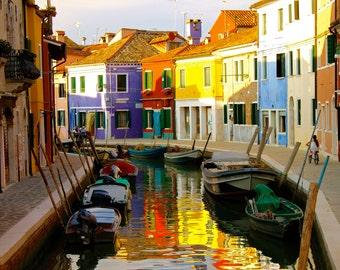 Murano's Canal