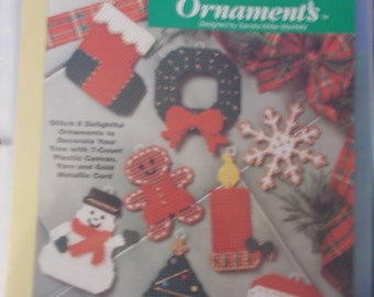 Old-Fashioned Christmas Ornaments