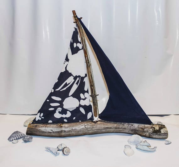 Https Www Etsy Com Listing 530815403 Handmade Wood Sailboat Home Decor