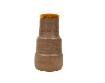Vintage vase, Studio ceramics, with signature