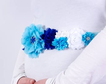 Custom Maternity Sash