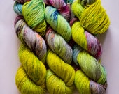 Pre-order link for Electronics Hand Dyed Yarn Yak Singles 480m 120g