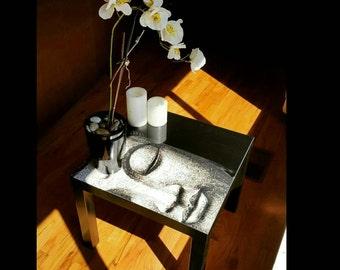Beautiful ZEN Buddha end table