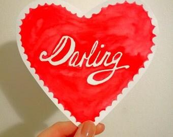 Darling Loveheart