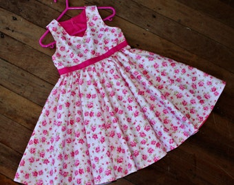 Size 4 Party dress with full circle skirt