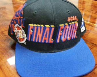 Sports specialties hat,ncaa March madness, final four,NWT, 90s, 1997, Arizona wildcats,Kentucky, snapback