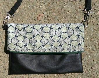 Bag Green and black Japanese strap