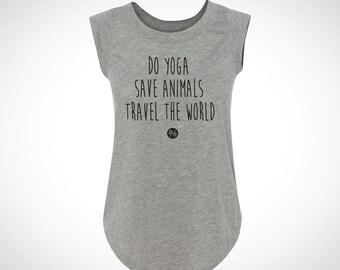Do Yoga Cap Sleeve Tank