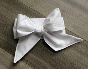 Blanc Headwrap