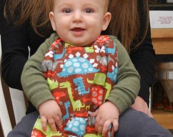 Infant / Toddler Bib with pocket