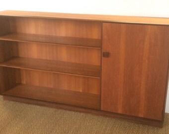 IB KOFOD LARSEN Bookshelves / Cabinet for G-Plan Danish Range 1960,s