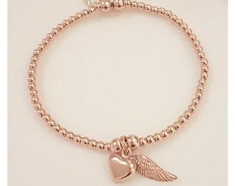 Rose Gold Vermeil Bracelet