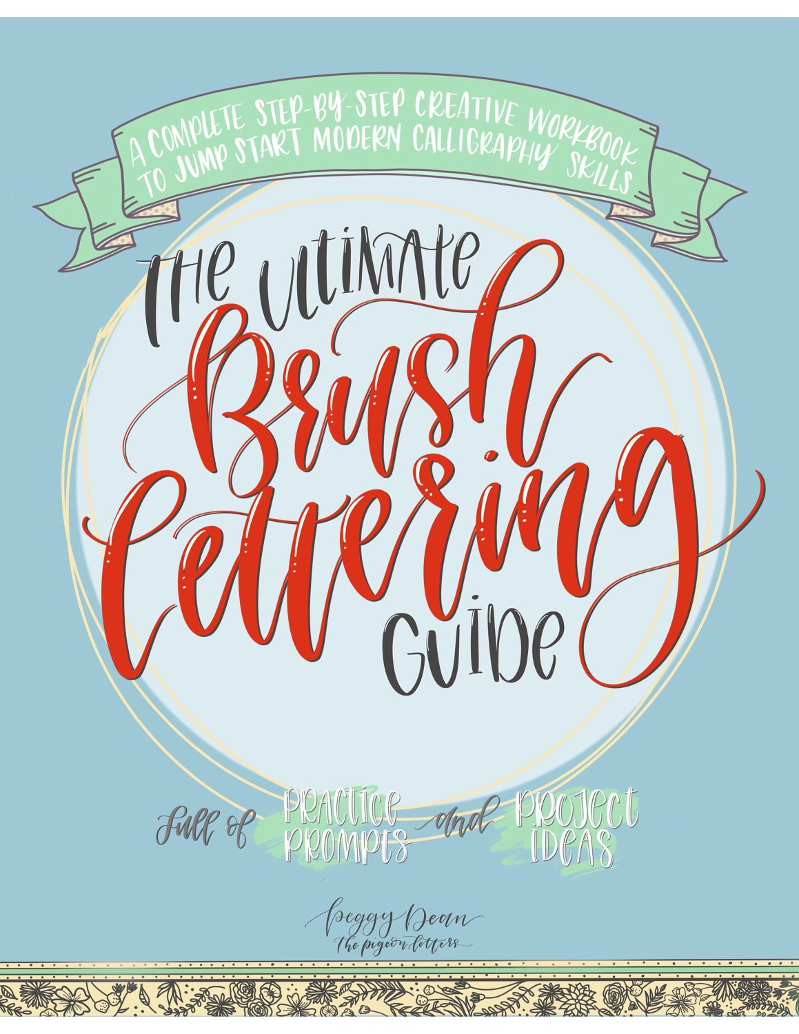 Ebook Pdf Download The Ultimate Brush Lettering Guide