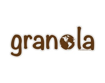 Granola Decal
