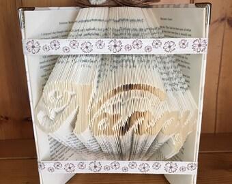 Nanny Bookfold (Made to order)