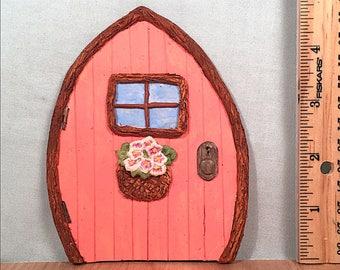 Flower Basket Gnome Door