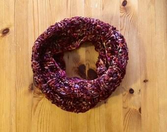 Red Ribbon Decorative Scarf