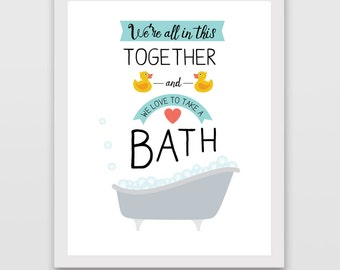 "Phish Bathtub Gin Lyric Print Print 8"" x 10"""