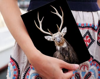 leather tablet case cover for samsung galaxy tab s2 8.0 s2 9.7 galaxy tab a 8.0 a 9.7 a 10.1 galaxy tab s3 9.7 hunting deer