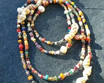 Waist beads (Indian Seed beads)