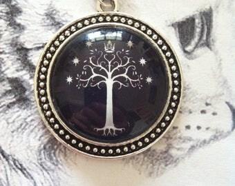 """Tree of Gondor"" cabochon"