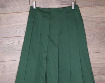 Vintage Green Prada Skirt [0100]