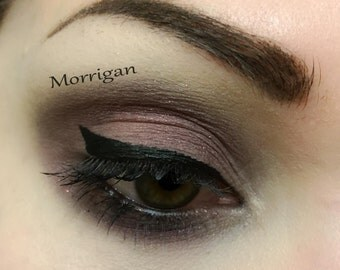 MORRIGAN - Handmade Mineral Pressed Eye Shadow