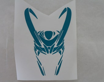 Loki Thor The Avengers Marvel Decal Any Size Any Colors