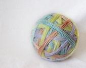Sweethearts - Self-Striping - Nuthatch - 75/25 superwash merino/ nylon sock yarn