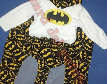Costume Batman baby